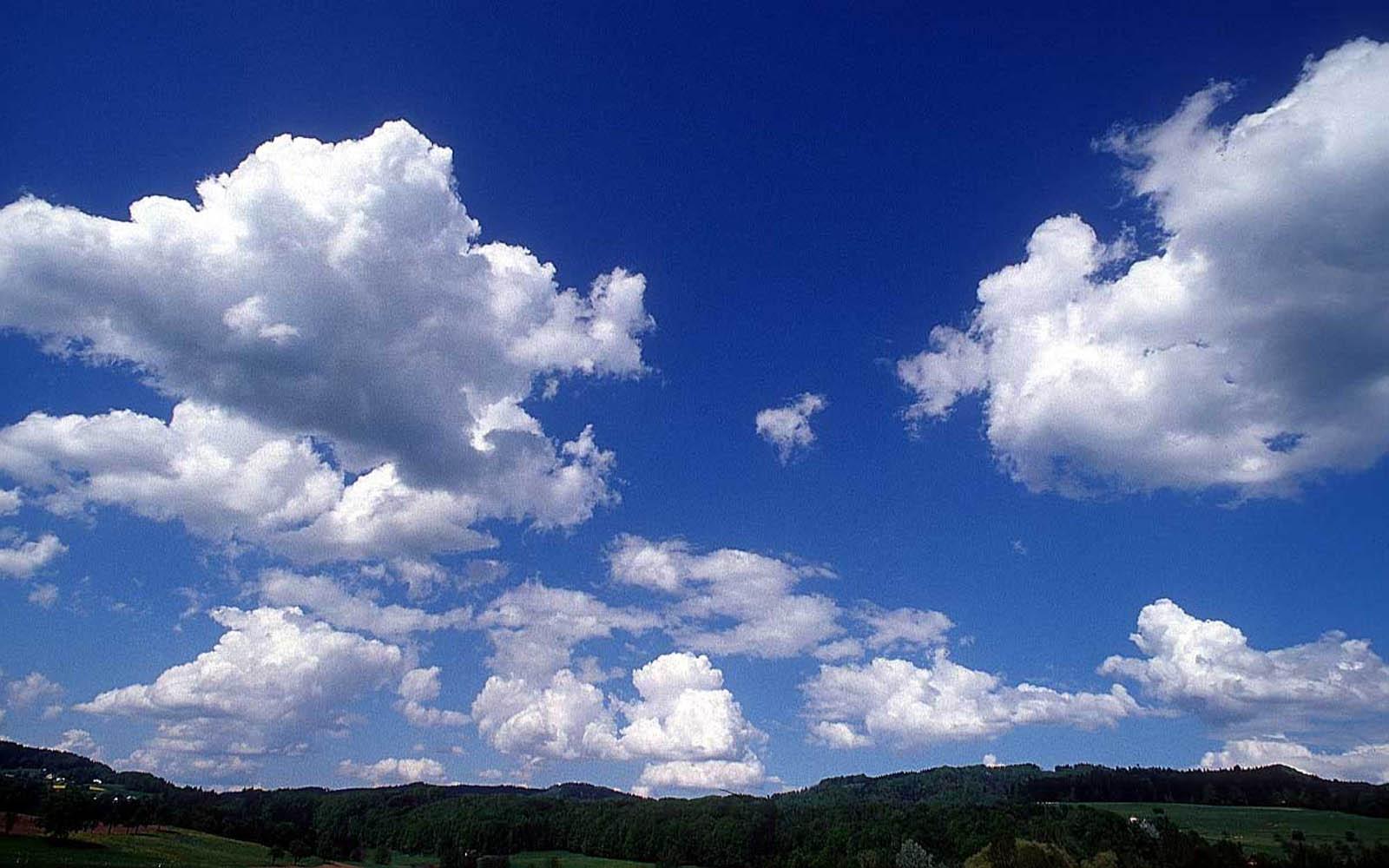 love wallpaper foto foto langit yang indah di siang hari