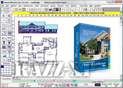 Home Plan PRO 5.2.26.1 Full Serial Key-Razz-XP