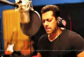 Salman Khan sings a romantic number for his Production Movie 'Hero'