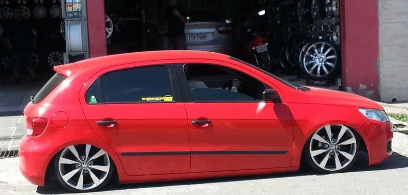 Tuning Cars:... Santana Twitter