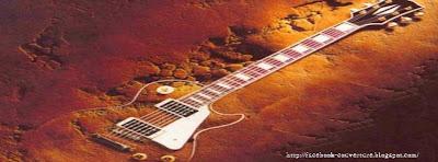 couverture facebook guitare électrique