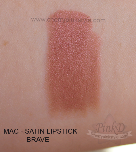 labial de MAC