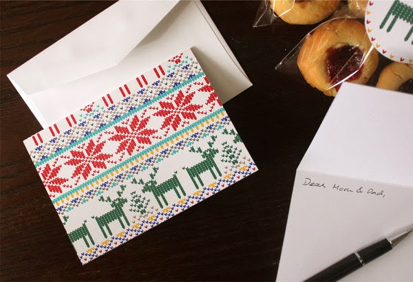 Free Printable Christmas Card