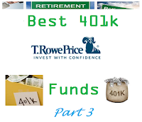 T. Rowe Price's Best 401k Funds: Part 2