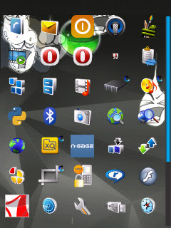 Theme Effect Nokia S60v3