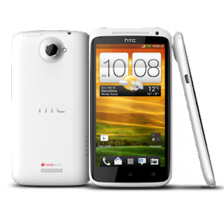 HTC One X Aplicaciones Android