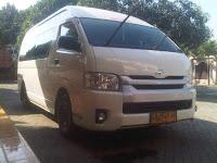 Sewa Mobil Toyota Hiace Jogja 950 ribu / day