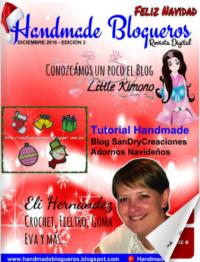 Revista Handmade Diciembre 2016