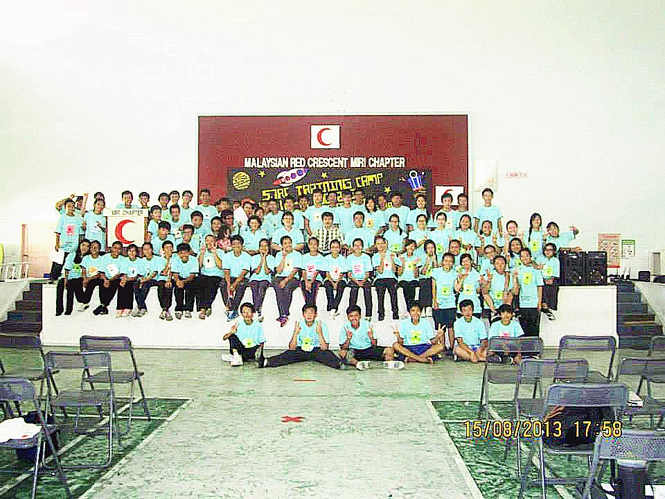 SJRC CAMP 2013