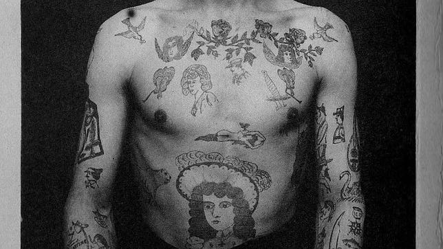 tatuajes de criminales y prostitutas prostitutas viladecans