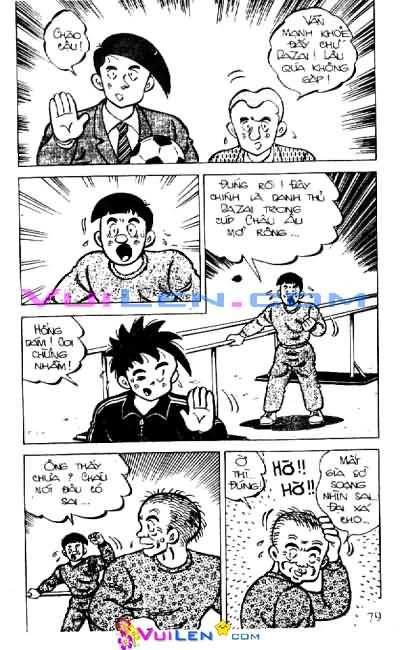 Jindodinho - Đường Dẫn Đến Khung Thành III  Tập 38 page 79 Congtruyen24h