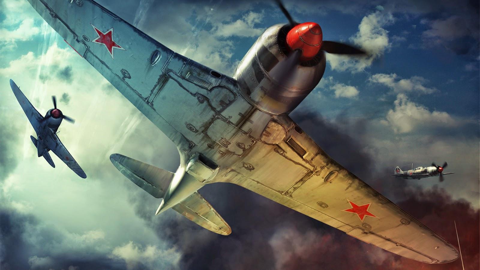 el mejor juego de aviones war thunder