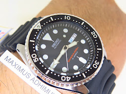 SEIKO DIVER SKX007J - AUTOMATIC 7S26 - JDM EDITION - BRAND NEW WATCH