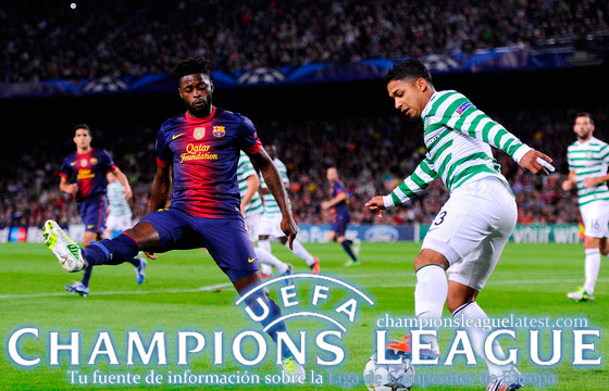 Barcelona vs Celtic ver gratis