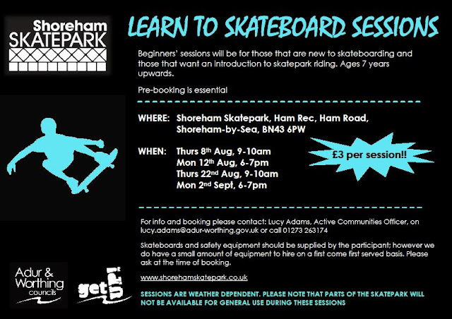 learn skateboarding sessions