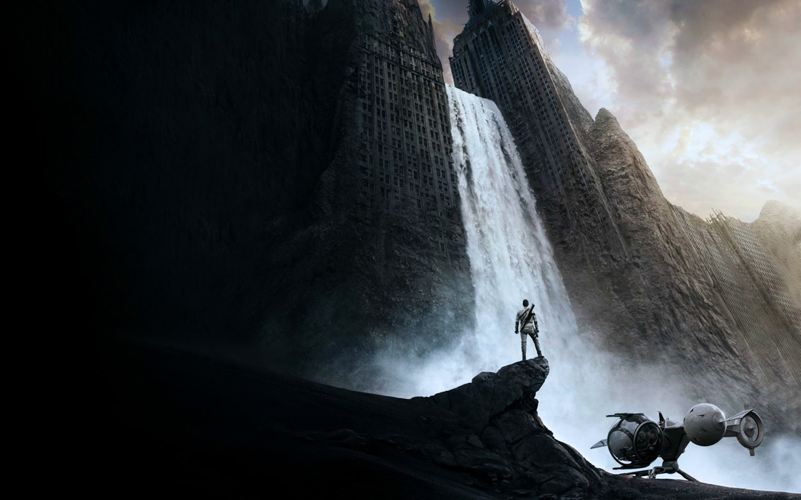 Oblivion 2013 Movie HD Wallpapers and Posters HQ Wallpapers  Free Wallpapers Free HQ Wallpaper