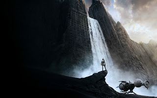 Tom Cruise Oblivion Movie HD Wallpaper