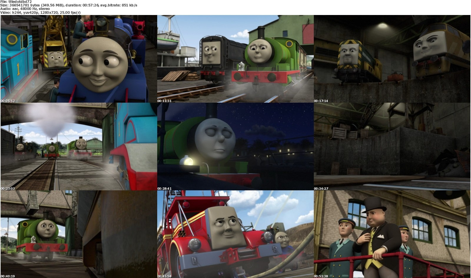 Thomas+and+Friends+Day+of+the+Diesels+%25282011%2529+BluRay+720p+350MB