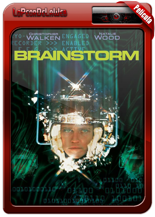 Proyecto Brainstorm (1983) [Cyberpunk | Dual | Mega]