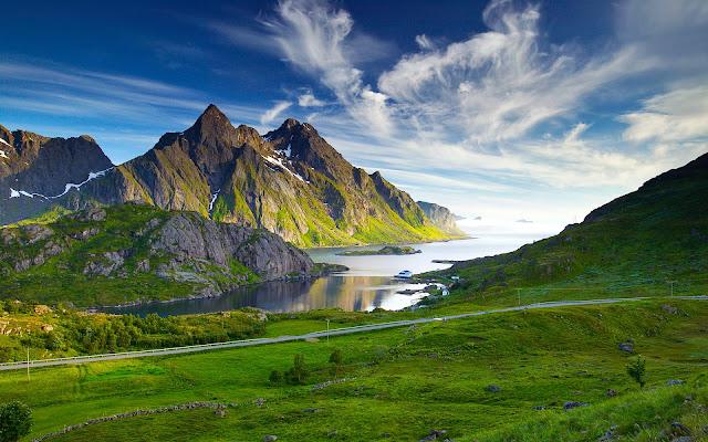 hình nền thiên nhiên đồi núi đẹp nhất