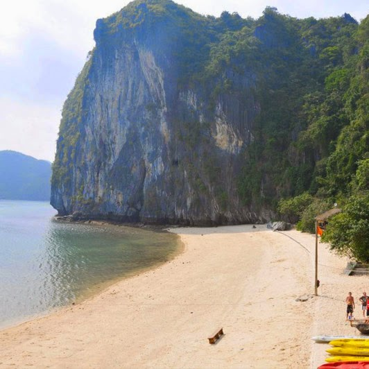 castaway island,halong bay castaway island,castaway halong bay