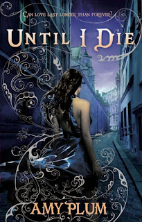 Cover Reveals: Until I Die by Amy Plum UK version, Timepiece by Myra McEntire