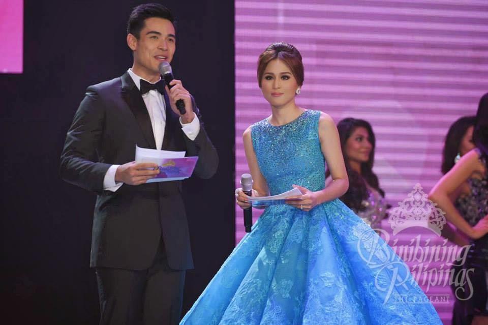 Kapamilya stars Toni Gonzaga and Xian Lim BB Pilipinas