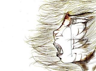Poder, vingança, solidão, orgulho pesar e lágrimas é o que resta para ela