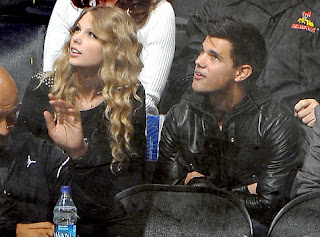 taylor lautner with taylor swift break up