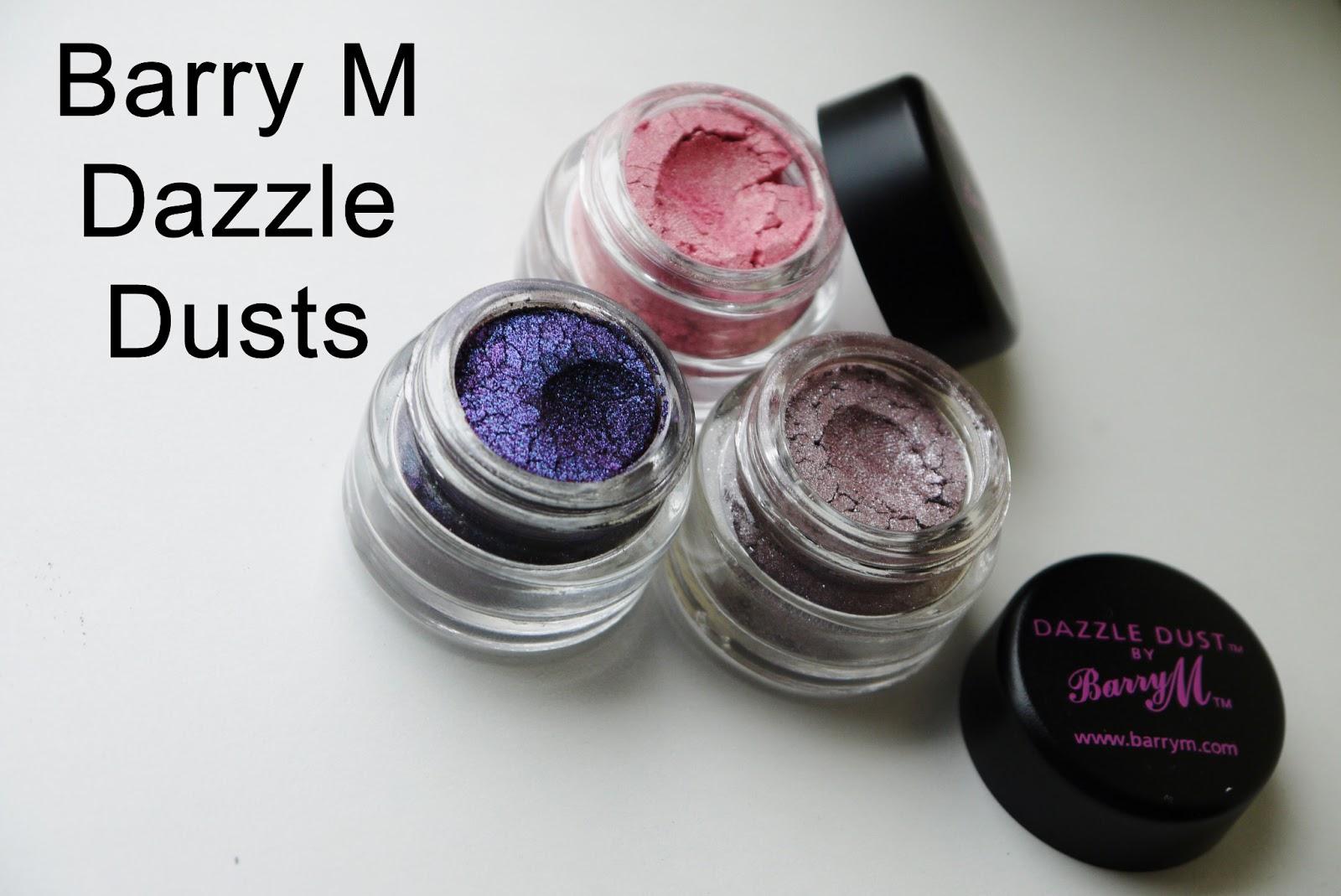 Barry M Dazzle Dust Eye Shadow