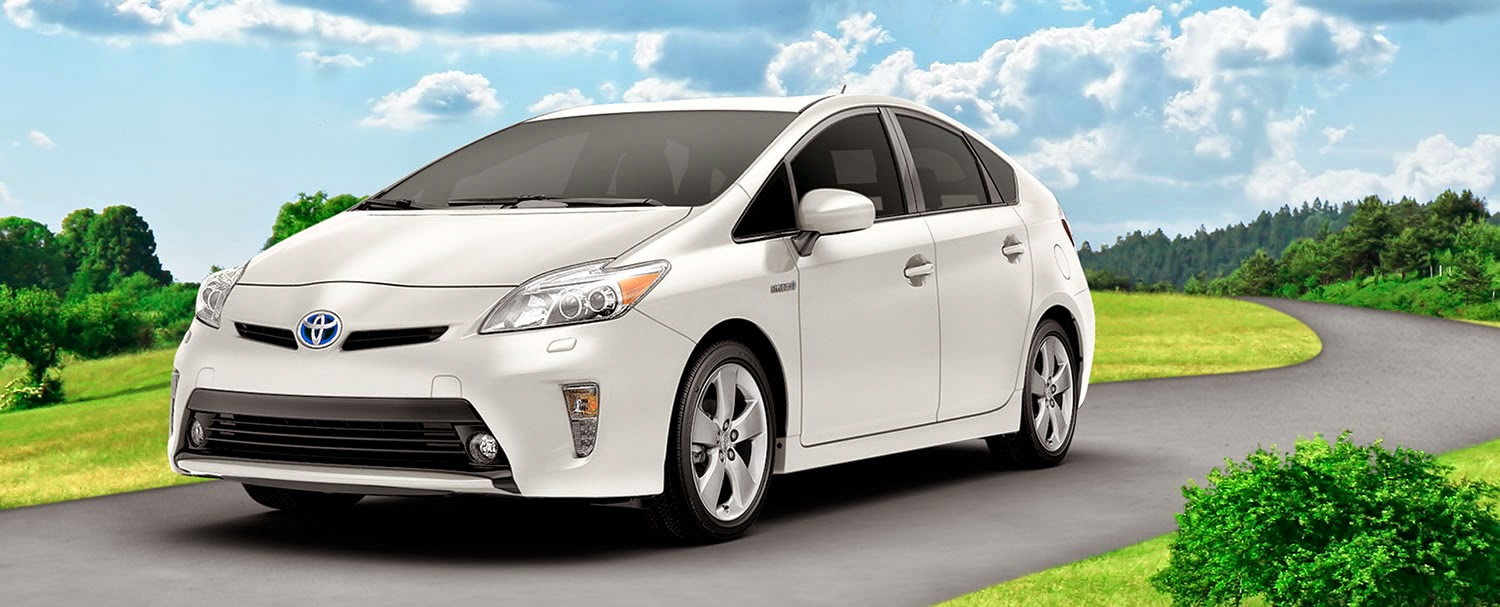 Pioneering Redesigned: The 2015 Toyota Prius
