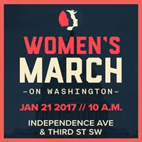 Women's March On Washington 2017