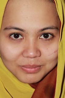 solekan nikah naturah Amna Faisal
