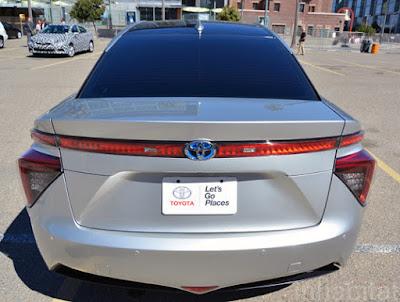 Deu coses que cal saber sobre el vehicle d'hidrogen