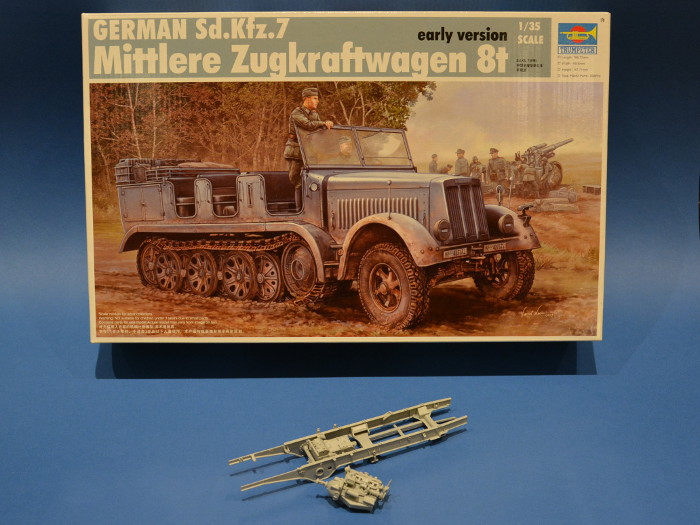 Trumpeter Sd.Kfz.7 1:35