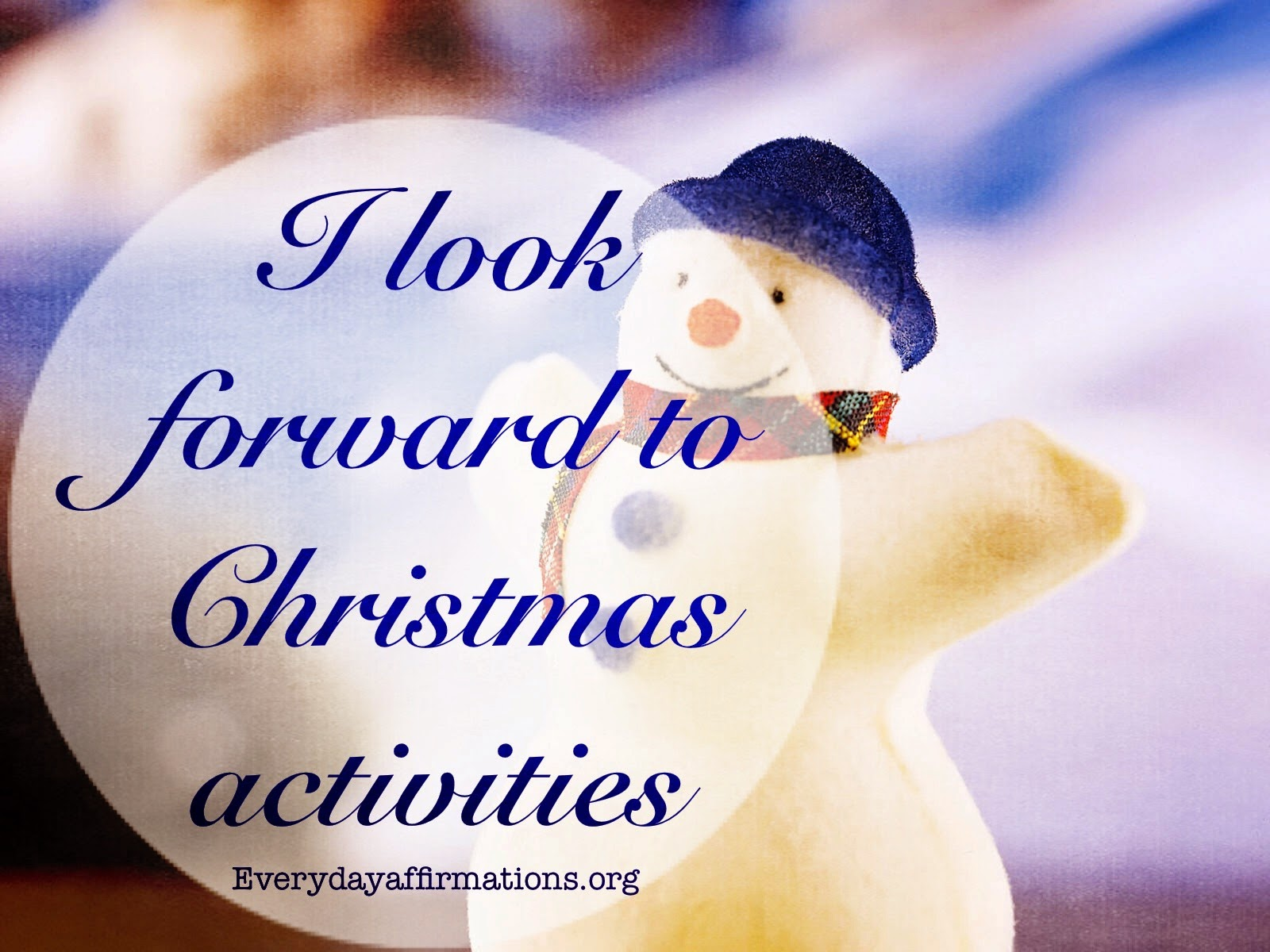 Daily Affirmations, Christmas Affirmations, newyear affirmations