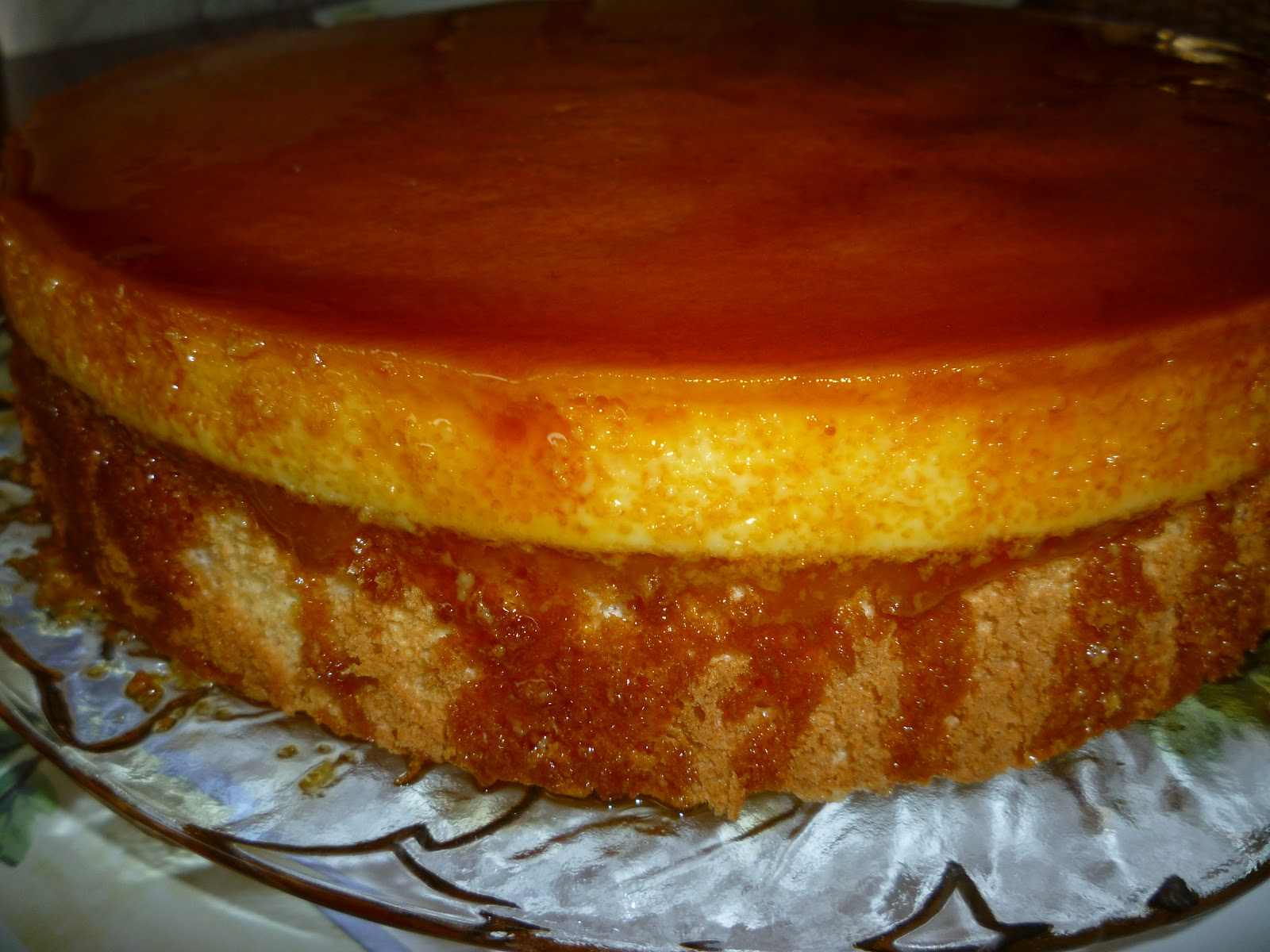 the smoothest flan the smoothest flan leche flan photographs by peden ...