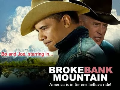 Funny Obama Spoof Movies - Brokebank mountain - America is in for one helluva ride