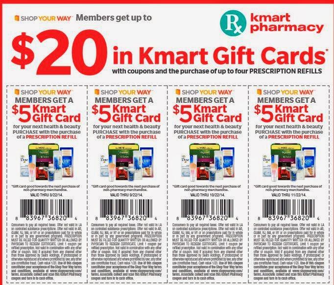 Kmart discount coupons printable
