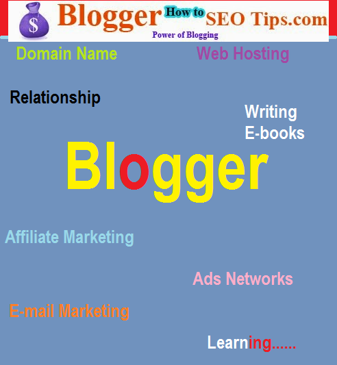 Tools for Bloggers, Important things in blogging, affiliate marketing, ads networks