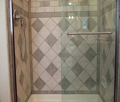 Bathroom Wall Tile Templates