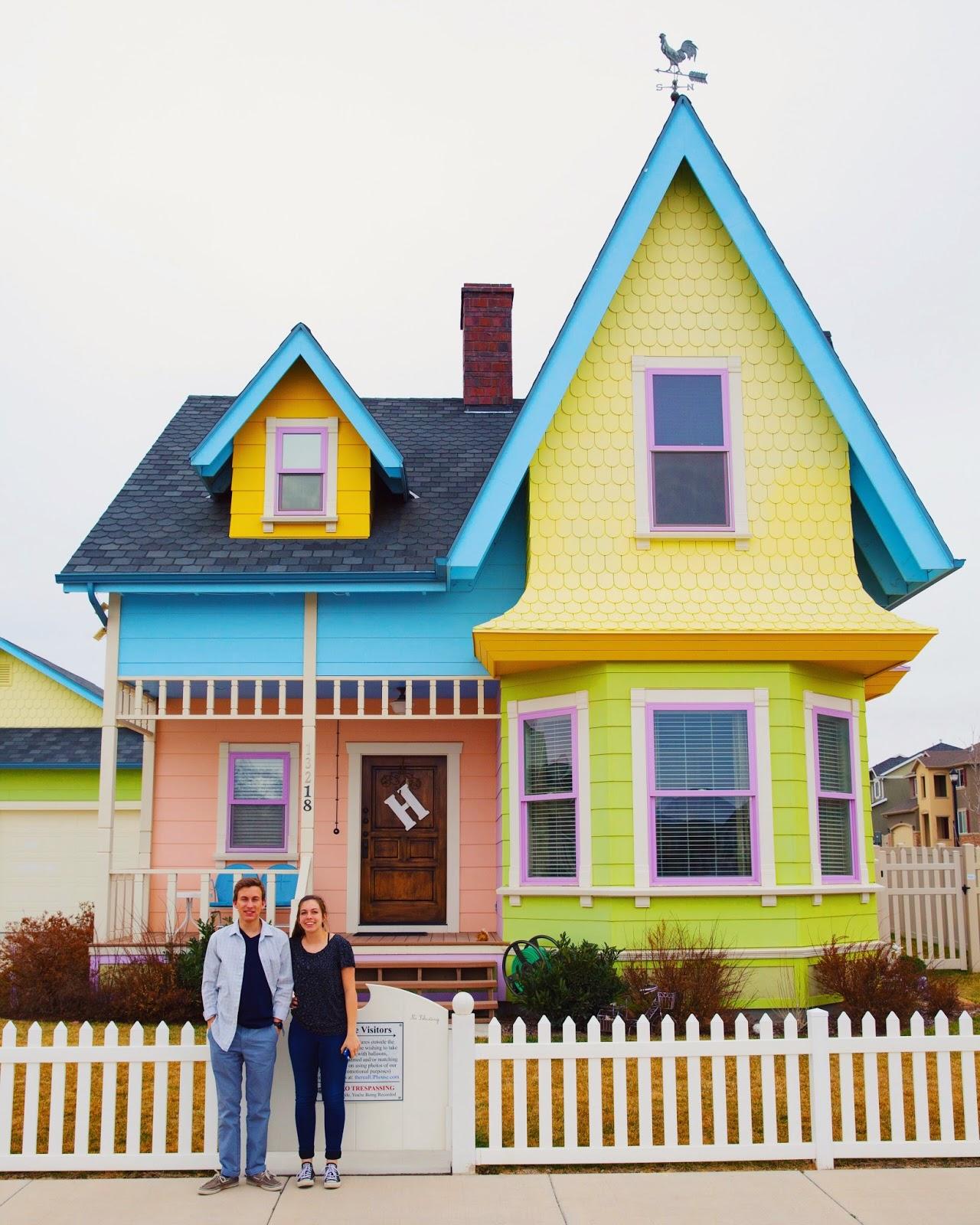 Pixar 39 s up house after sundance for Sundance house