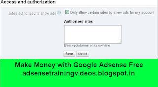 Website ko Google Ads show karne ke liye Authorize kaise kiya jaata hai?
