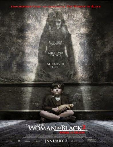 Ver La dama de negro 2: El ángel de la muerte (2015) Online