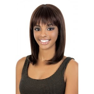 Beshe 100% Indian Human Hair Wig HIR-Indigo