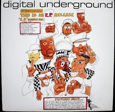 Digital Underground – This Is An E.P. Release (CD) (1990) (FLAC + 320 kbps)