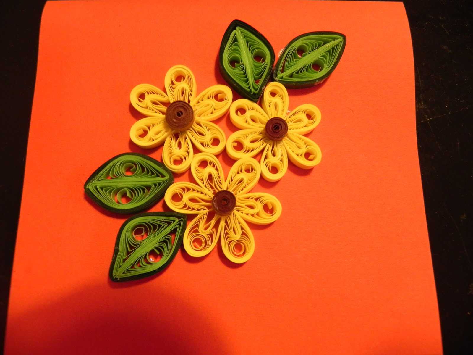 How To Make Quilling Designs On Cards How To Make Quilling Designs