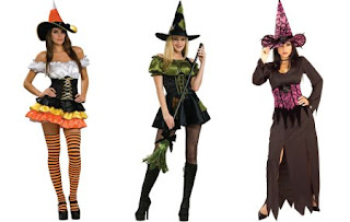 fotos de vestidos para halloween