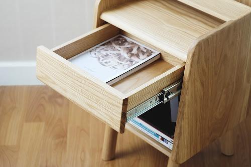 Sumo Side Table by Kiltt Design