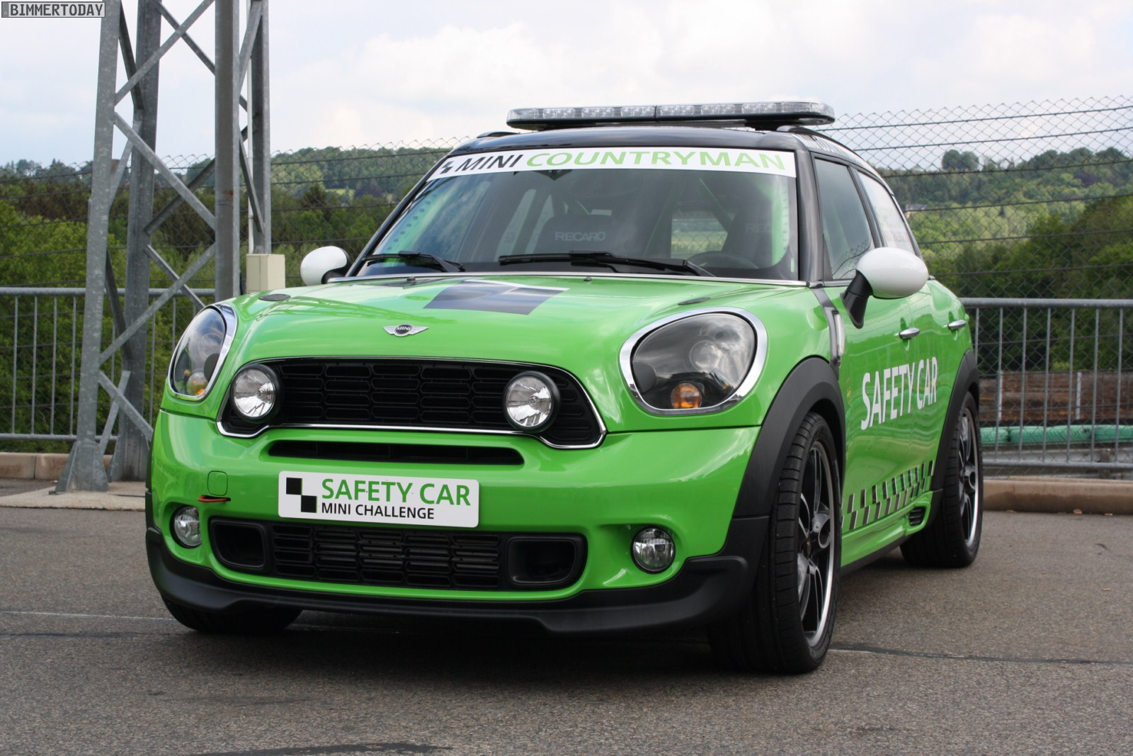 Car For The MINI Challenge